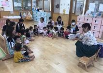 日本海テレビジョン放送(令和元年度) | 本の読み聞かせ | 事業活動 ...